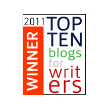 Top 10 blogs graphic