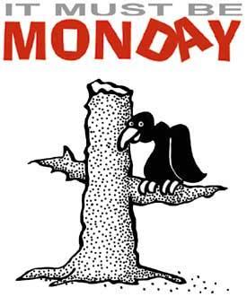 Monday-vulture
