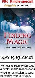 Magic Amazon book ad150W