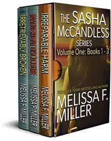 Sasha McCandless Series